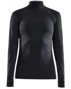 Craft Fuseknit Comfort Zip Thermoshirt